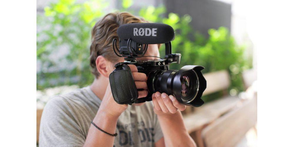 comprar microfono Rode VideoMic Pro Rycote
