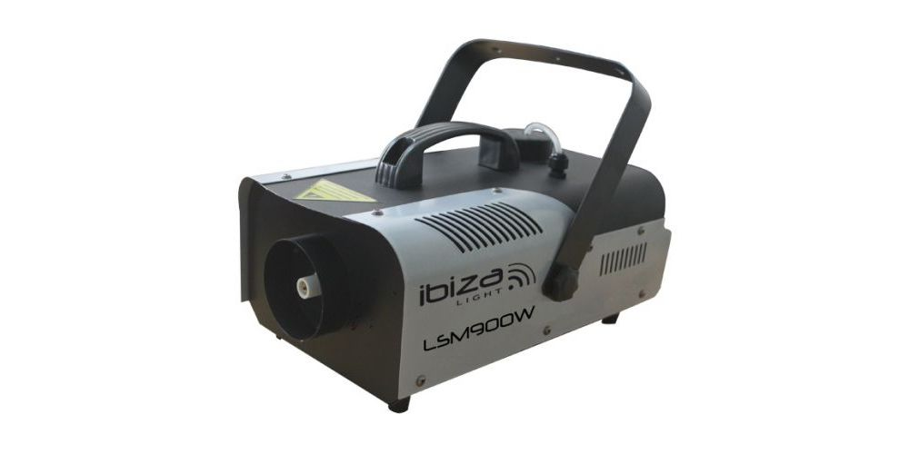 MAQUINA HUMO IBIZA LIGHT LSM900W