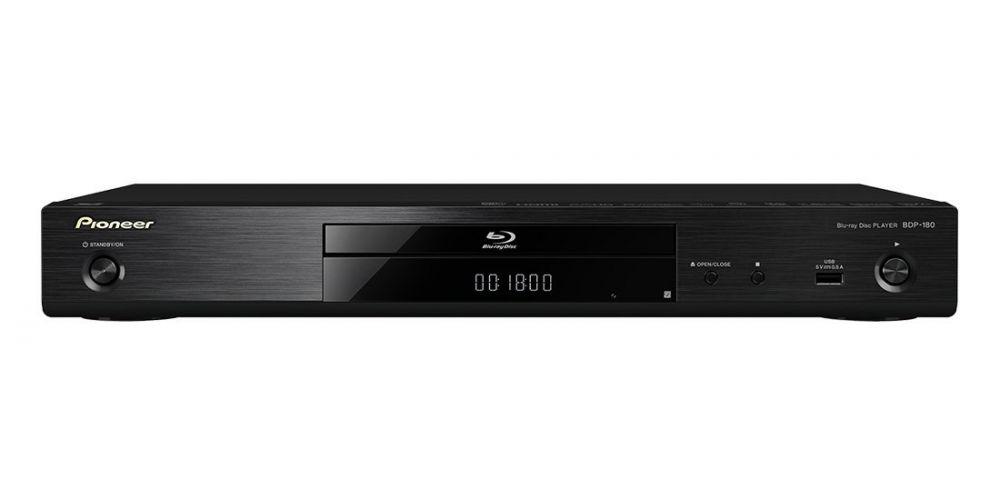 Pioneer BDP 180 K Blu-Ray 3D DLNA  SACD