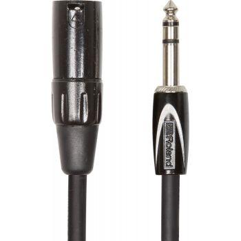 Roland RCC15TRXM Cable de XLR Macho a Jack Stereo 4.5 m