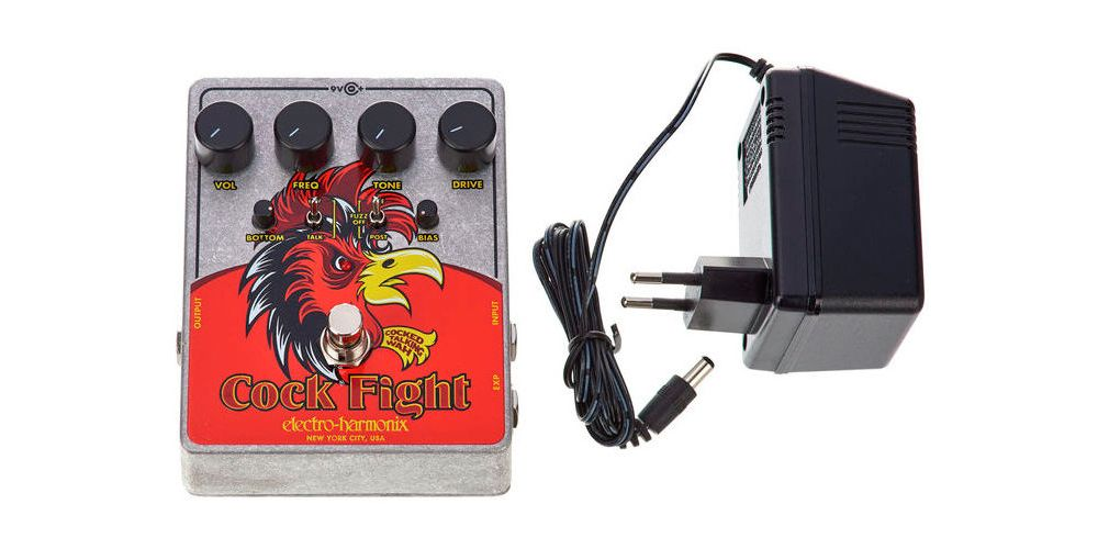 electro harmonix cock fight 6
