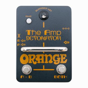Orange PEDAL AB-Y AMP DETONATOR