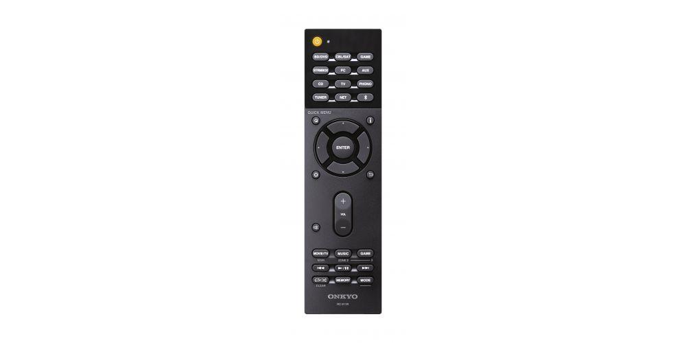 onkyo HT S7805 home cinema mando distancia