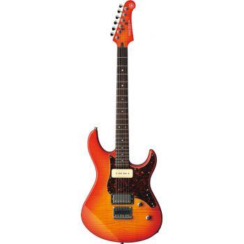 Yamaha PA611HFM AMBER BURST Guitarra Electrica