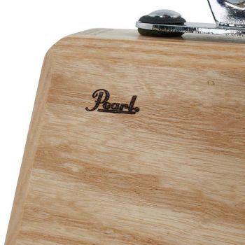 Pearl PAB-100 Wood Block con Soporte