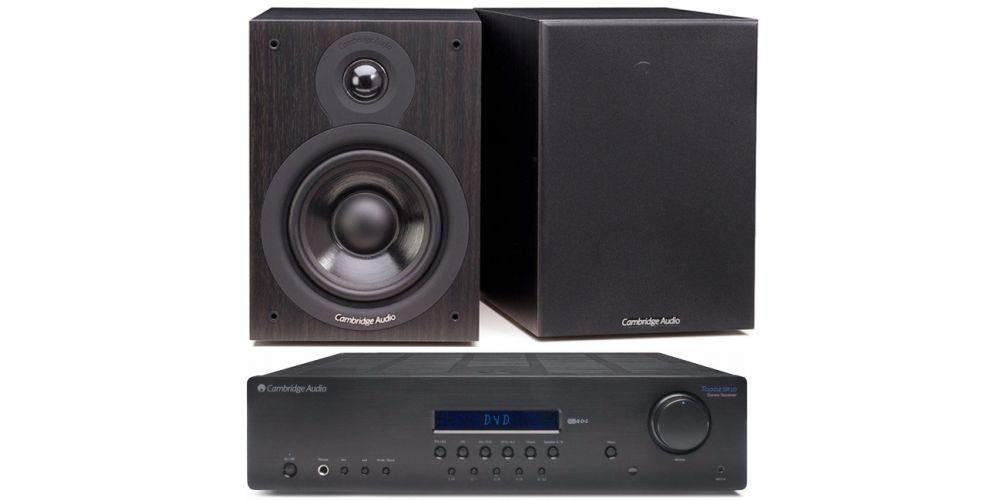 cambridge audio topaz sr10 sx50 black