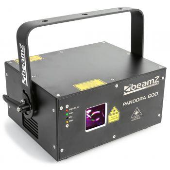 Beamz Pandora 600 Laser TTL RGB 152524