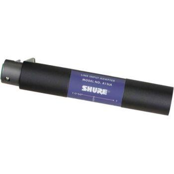 SHURE A15LA Atenuador Adaptador línea micro 50dB