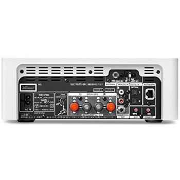DENON RCDN9 White + Jamo S622-BK