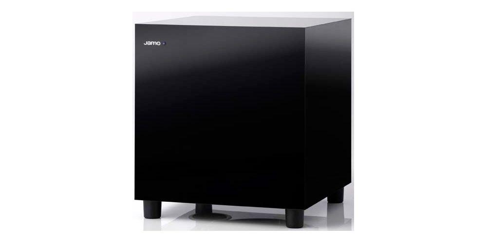 jamo SUB210 hg black lacado negro