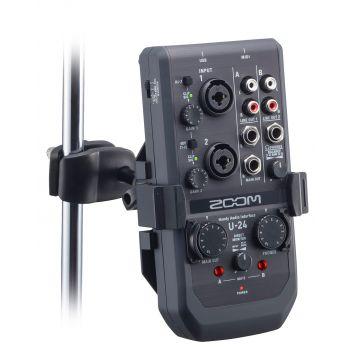 ZOOM AIH-1 Soporte para interfaces de audio Zoom