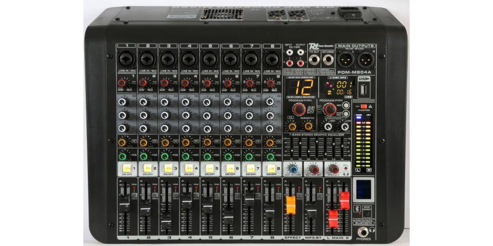 Power Dynamics PDM M804A