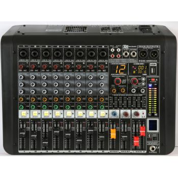 Power Dynamics PDM-M804A Mezclador directo amplificado 8 canales 172614