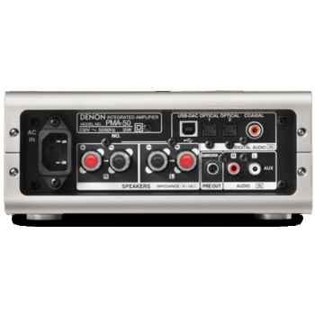DENON PMA-50+DCD-50+SCM-40Black