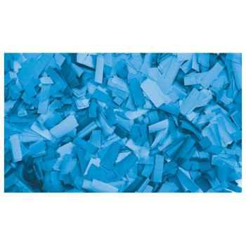 Showtec Show Confetti Rectangle 55 x 17mm Blue 1Kg Azul 60910CU