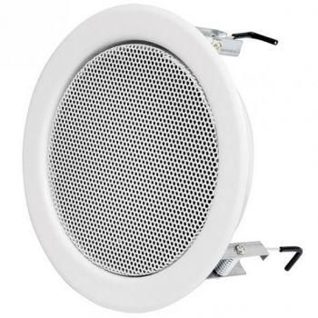 """Contractor Audio DL 06-130/T Altavoz de techo metálico de 5"""""""