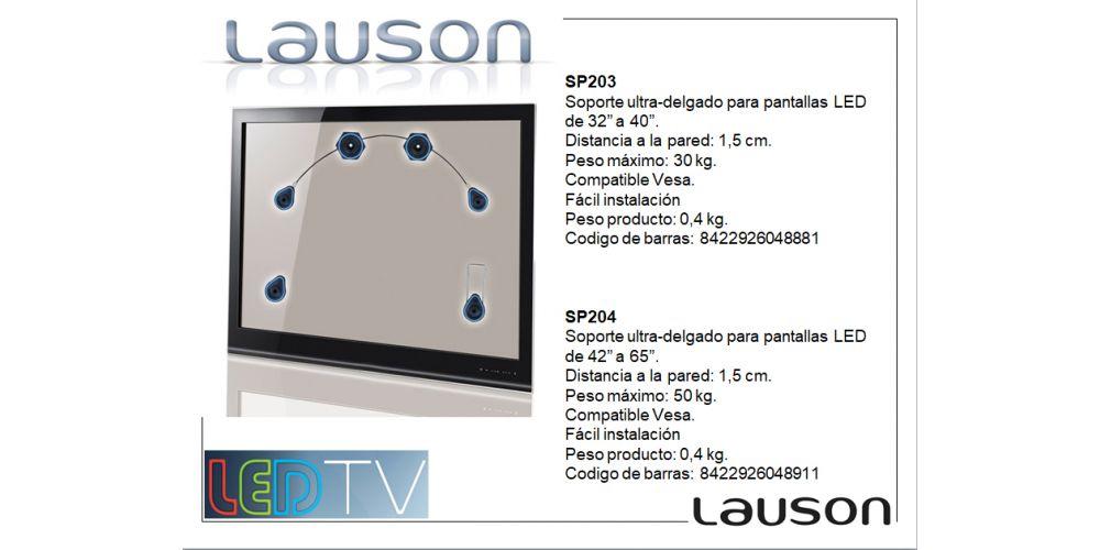 lauson sp203 sp204
