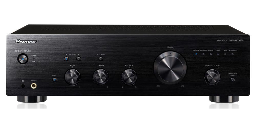 pioneer a 30 k amplificador