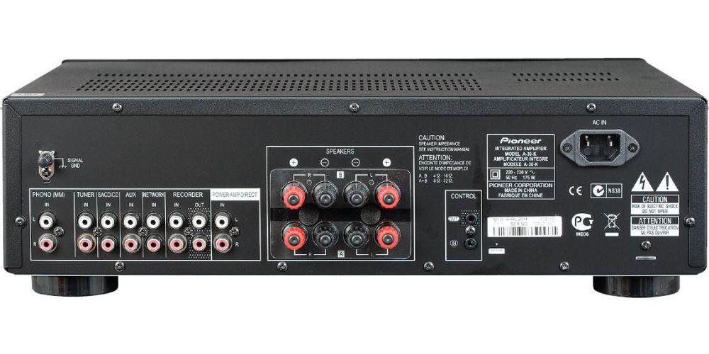 pioneer a30 bk conexiones