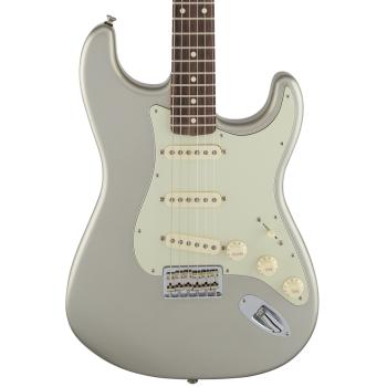 Fender Robert Cray Stratocaster RW Inca Silver