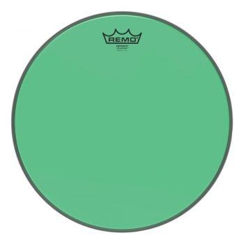 Remo 14 Emperor Colortone Green BE-0314-CT-GN