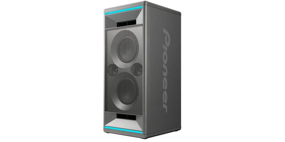 pioneer club5 black altavoz autoamplificado sistema audio club