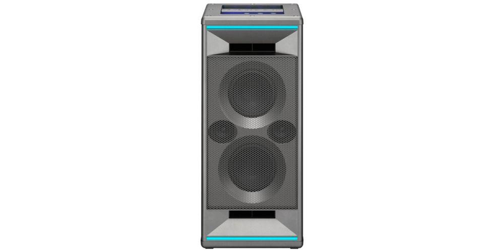 pioneer club5 gris altavoz autoamplificado sistema audio club