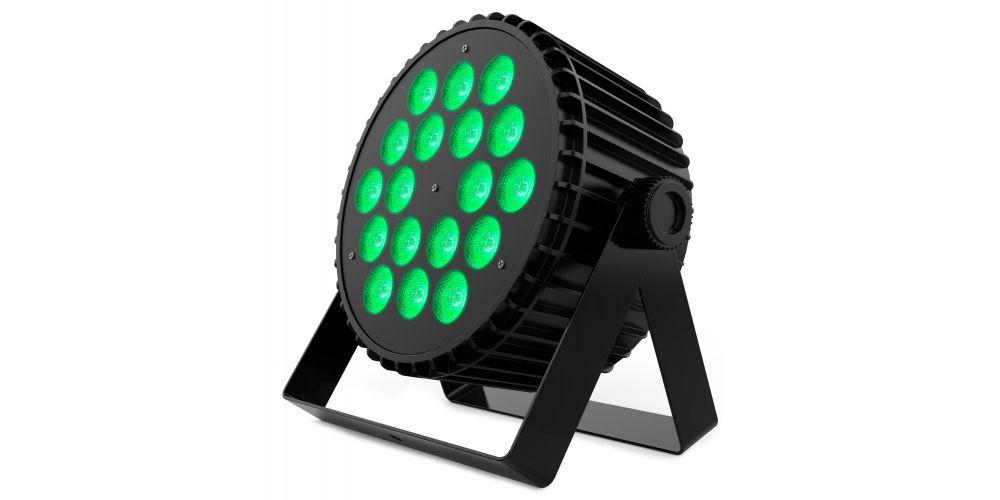 audibax dallas 216 foco led discoteca luces colores