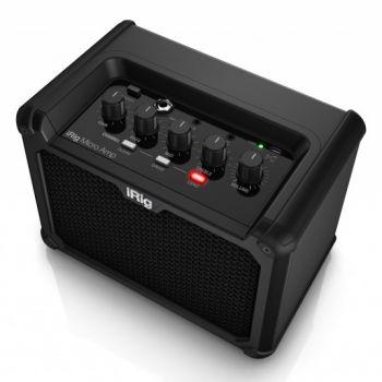 Ik Multimedia iRig Micro Amp, Micro Amplificador 15W ( REACONDICIONADO )