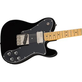 Fender Guitarra Eléctrica Squier Classic Vibe 70s Telecaster Custom MN Black