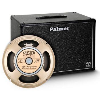 Palmer CAB 112 G12A. Amplificador de Guitarra Eléctrica G12H Anniversary