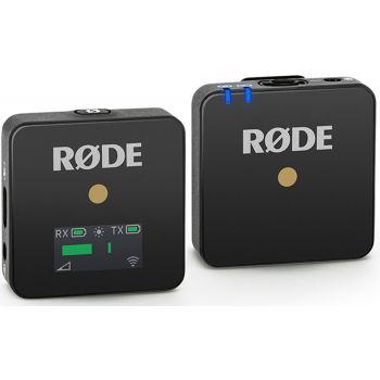 RODE Wireless GO Sistema de Micrófono digital Inalámbrico