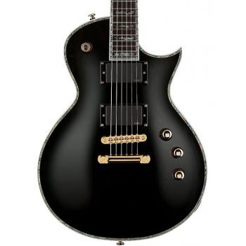 ESP LTD EC-1000 EMG Guitarra Eléctrica Negro