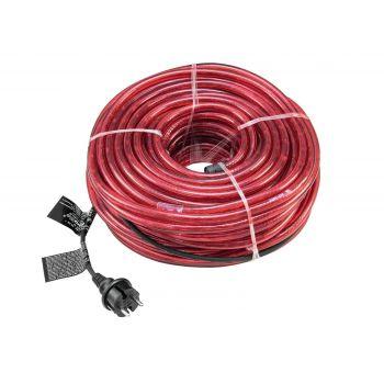 Eurolite Rubberlight Led RL1-230V Red 44m Tira Led