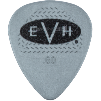 EVH Púas Signature Grey-Black Pack 6 Unidades 0,60mm
