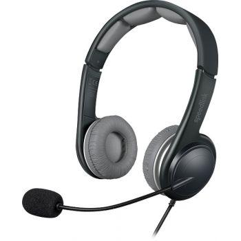 SPEEDLINK SONID STEREO HEADS USB. Auriculares PC con Micrófono USB para Teletrabajo