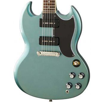 Epiphone SG Special P-90 Faded Pelham Blue Guitarra Electrica