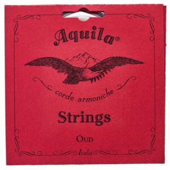 Aquila 13-O Juego Cuerdas Laúd Árabe 11 Cuerdas