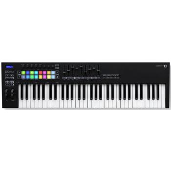 Novation Launchkey 61 MK3 Teclado Controlador MIDI de 61 Teclas