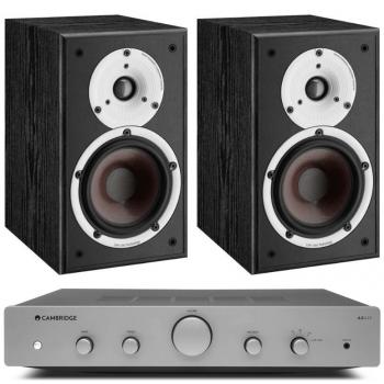 Cambridge Audio AXA25+Dali Spektor 2 Black Conjunto audio