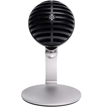 SHURE MV5C-USB Micrófono Digital de Condensador Gris con Cable USB
