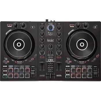 HERCULES DJ Control INPULSE 300. Controlador Dj