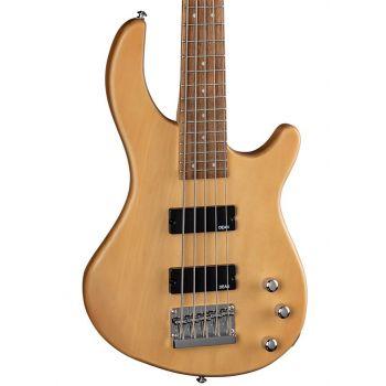 Dean Guitars Edge 1-5 Vintage Natural. Bajo Eléctrico de 5 Cuerdas