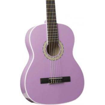 Eko CS-10 Violet Guitarra Clasica
