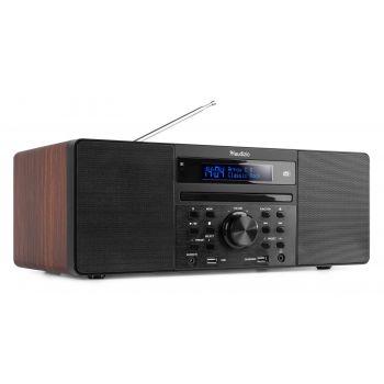 audizio Prato Radio DAB FM con Reproductor de CD