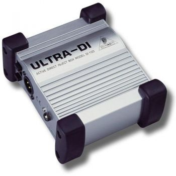 BEHRINGER DI100 Cajas DI Behringer DI-100