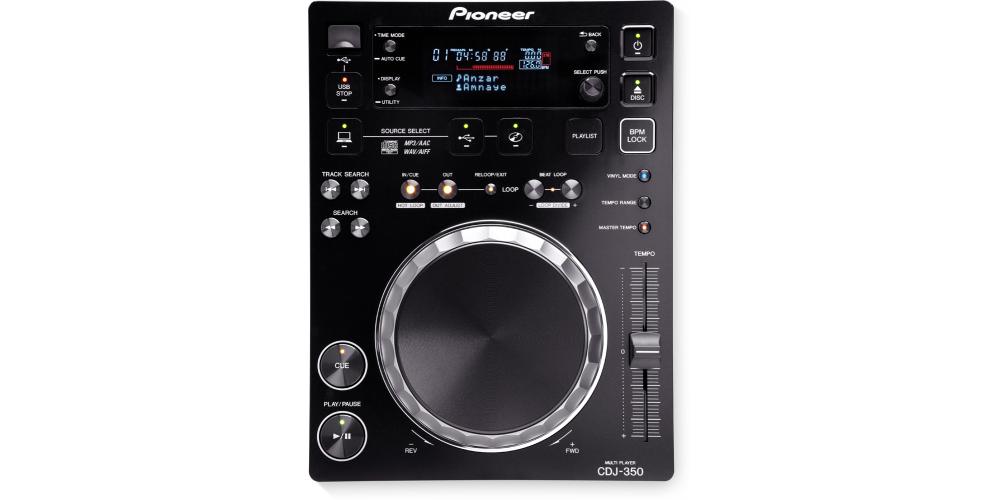 Pioneer Dj CDJ 350 CD Dj