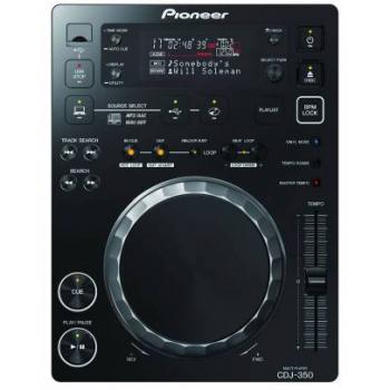 Pioneer Dj CDJ-350 CD Dj MP3 HOT Rekordbox CDJ350