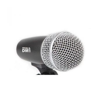 PROEL DM1 Microfono Dinamico Intrumento