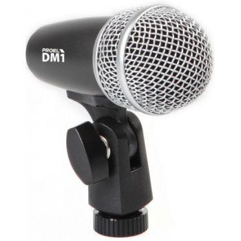 Proel DM1 Microfono Dinamico Instrumento